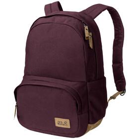 Jack Wolfskin Queensbury Backpack Women burgundy